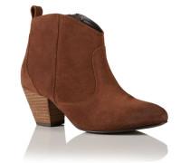 Damen Dallas Ankle Boots braun