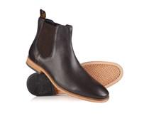 Herren Meteor Chelsea Boots braun
