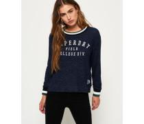 Damen Brentwood Sweatshirt blau