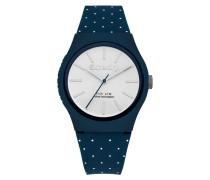 Damen Urban Micro Armbanduhr blau