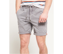 Herren Sunscorched Shorts hellgrau