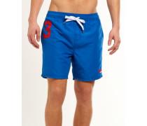 Herren Premium Water Polo Shorts blau