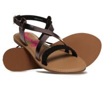 Damen Serenity Sandalen schwarz