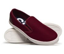 Damen Core Sneaker zum Hineinschlüpfen rot