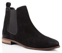 Damen Millie Suede Chelsea Boots schwarz