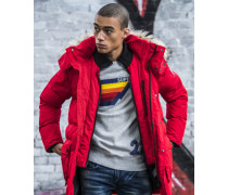 Herren SD Expedition Parka rot