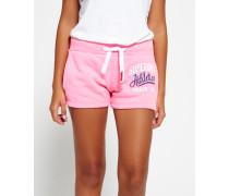 Damen Track & Field Shorts pink