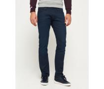 Herren Slim Jeans blau