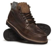 Herren Mountain Range Boots braun