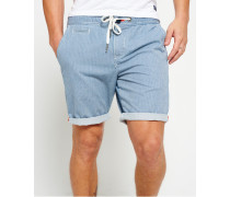 Herren International Sun Scorched Chino Shorts blau