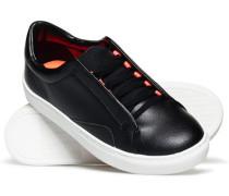 Damen Brooklyn Lo Sneaker schwarz