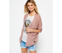 Damen Nevada Springs Slub Cardigan pink