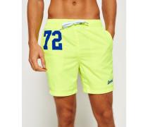 Herren Premium Water Polo Shorts grün