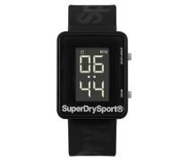 Gym Sprint Uhr schwarz
