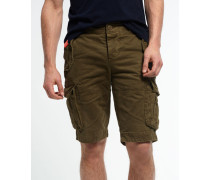 Herren New Core Cargo Heavy Shorts grün
