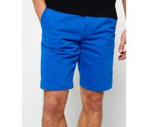 Herren International Chino Shorts blau