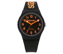 Herren Urban Armbanduhr schwarz