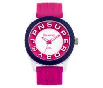 Damen Tokyo Armbanduhr pink
