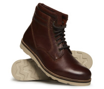 Herren Stirling Sleek Stiefel braun