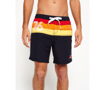 Herren Cali Water Polo Shorts marineblau