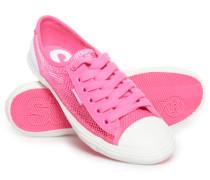 Damen Low Pro Netzsneaker pink