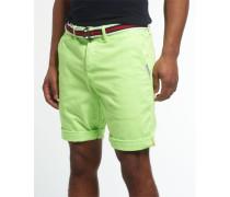 Herren International Hyper Pop Chino Shorts grün