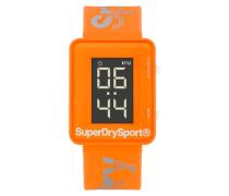Gym Sprint Uhr orange