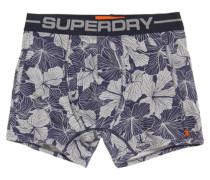 Herren Hawaiian Sport Boxershorts marineblau