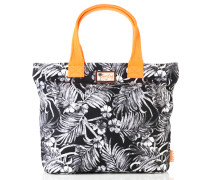 Damen Summer Time Tote Bag grau