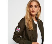 Damen SDR Lite Pilot Jacke grün