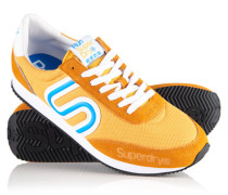 Herren Base Runner Turnschuhe orange