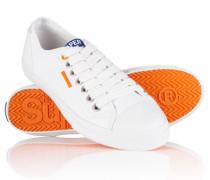 Herren Low Pro Sneaker weiß
