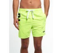Herren Miami Water Polo Shorts grün