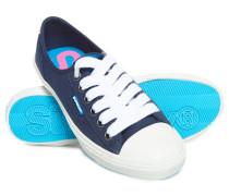 Damen Low Pro Sneaker marineblau