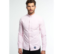Herren Ultimate Oxford-Hemd pink