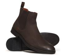 Herren Meteora Chelsea Boots braun