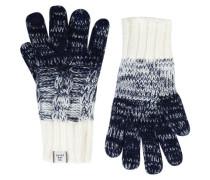 Damen Ombre Clarrie Handschuhe marineblau