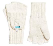 Damen Clarrie Handschuhe creme