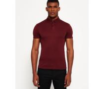 Herren Idris International Polo-Shirt rot