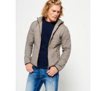 Herren Vintage Fuji Jacke grau