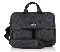 Herren Surplus Goods Messenger Tasche grau