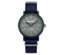 Herren Campus Nato Armbanduhr blau