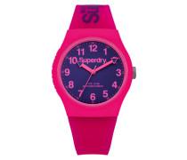 Urban Armbanduhr pink