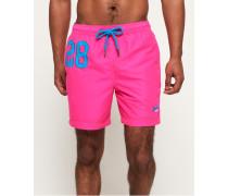 Herren Waterpolo Badeshorts pink