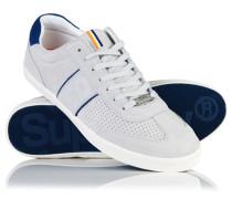 Herren Classic Court Vintage Sneaker grau