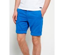 Herren International Chino Shorts hellblau