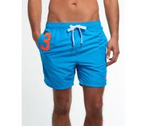 Herren Miami Water Polo Shorts blau