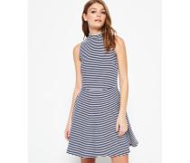 Damen Erin Racer Kleid marineblau
