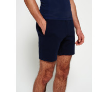 Herren Elite Sports Signature Slim Shorts marineblau