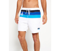 Herren Cali Water Polo Shorts weiß